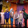 Charlie& the chocolate factory; a great performance on CDS. With Frederik as Grandpa Joe next to a exhilarating Willy Wonka (Go(es) Photos) Tags: cds frederik gezin boys costarica