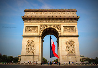 Triumph of the Arch - Paris