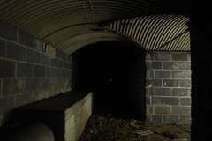 Cann tunnel (Newage2) Tags: derelict abandoned cornwall plymouth tunnel underground cann ww2 airraidshelter railway