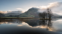 reflections at brothers water (akh1981) Tags: brotherswater landscape lakedistrict lake wideangle walking water cumbria clouds calm manfrotto mountains sunrise sky nikon nisi outdoors reflections travel trees