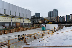 Building on top of the SR 99 tunnel (WSDOT) Tags: gp sr99tunnel 99 tunnel seattle construction 2018