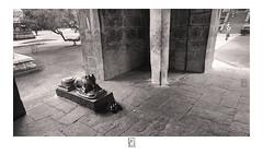 Two way (krishartsphotography) Tags: krishnansrinivasan krishnan srinivasan krish arts photography monochrome fineart fine art nandi mandabam amman shrine gangai konda chozhapuram ariyalur tamilnadu india