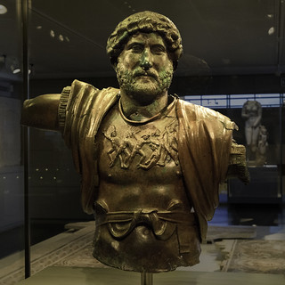 Hadrian at IMJ - I