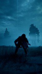ALONE IN THE DARK (Ninjerello) Tags: shadowofthecolossus sotc remake wallpapers bluepointgames wanderer agro colossus colossi photomode ps4 sonyjapanstudios bestscreenshot