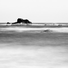 Nayarit Rocks No. 3 (Mabry Campbell) Tags: fourseasons houstonphotographer mexico nayarit pacificcoast puntamita rivieranayarit blackandwhite coast coastal fineartphotography highkey hotel image longexposure photo photograph photography rocks seascape squarecrop tropics f16 mabrycampbell february 2014 february272014 20140227h6a9650 200mm 150sec 100 ef200mmf28liiusm fav10 fav20 fav30
