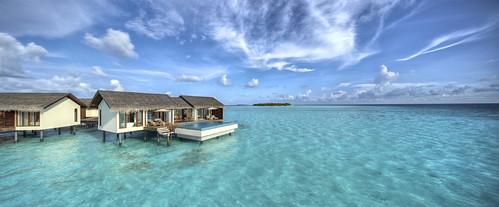 Two-Bedroom Water Pool Villa