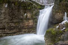 white fall (husiphoto) Tags: water waterfall creek bach natur nature stone stein rock felsen landschaft landscape river