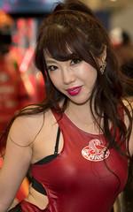 TAS2018 (byzanceblue) Tags: womangirl female model sexy beautiful tas2018 tokyoautosalon d850 nikkor