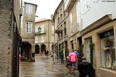 Rua Do Vilar (Jotomo62) Tags: galicia provinciadeacoruña santiagodecompostela jotomo62