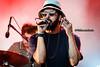 Jorge du Peixe (_w_andrade) Tags: nação zumbi música brasileira nacional maracatu concert show nikon nikkor lens stage colorful color lights