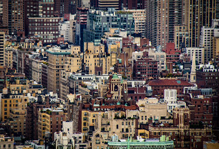 The Jigsaw of New York
