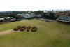 Oval Aerial (From KG to Grade 12) Tags: redhill redhillschool redhillians red redhillian infrastructure field aerial birdseyeview 2010 children sandton morningside summit school