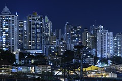 #goodnight #panama #panamacity #blue (JuNeLG) Tags: goodnight panama panamacity blue