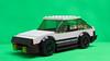 Lego Hachiroku AE-86 from Initial-D (hachiroku24) Tags: lego hachiroku ae86 initiad moc car instructions anime