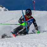 2018 FIS BC Cup - Men Slalom Day 1 - 1st place PHOTO CREDIT: Chris Naas
