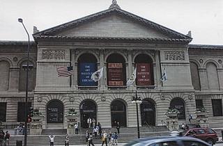 Chicago Illinois  -  The Art Institute of Chiacago -- Historic