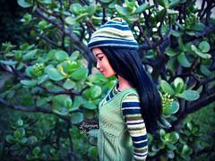 (Linayum) Tags: barbie barbiedoll mattel doll dolls muñeca muñecas toys toy juguetes juguete green verde plants garden linayum
