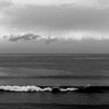 where the lines they start to fade (Super G) Tags: nikon309 monterey california unitedstates ocean sea pacific curl waves sky clouds horizon bw blackandwhite break