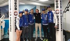 tri indoor Team Clavería Triatlón World 20