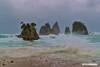 minokakeiwa Rock  rough waves 2 (koshichiba) Tags: minokakeiwa rock seascape monsoon typhoon winds izu japan tide storm shimoda wave