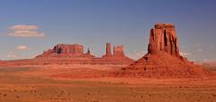 Monument Valley (Explored) (M McBey) Tags: monumentvalley mountains johnwayne indians utah arizona movies scenery road navajo hogan colors colours red nikond7100 nikon18200mm