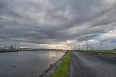 Nimmo's Pier at Sunrise (Hattifnattar) Tags: ireland galway nimmospier sunrise pentax dfa2470mm