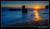 Alba a les Rotes  11 (Sunrise at les Rotes) Dénia, la Marina Alta, Alacant, Spain (Rafel Ferrandis) Tags: rotes dénia marinaalta marina alba sol eos5dmkiv ef1635mmf4l bwnd1000x seda photographicworld
