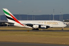 A6-EEO Emirates Airlines Airbus A380-861 (johnedmond) Tags: perth ypph westernaustralia australia emirates airbus a380 airliner aviation aircraft aeroplane airplane sel55210 55210mm ilce3500 sony