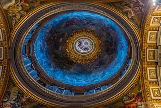 Pietà Chapel Dome