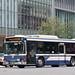 Nagoya Municipal Bus Hino Blue Ribbon II NH-141