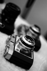Tower 51 (rolandmks7) Tags: sonynex5n camera rangefinder tower51 sears iloca rapidb yashinon dsm 50mm f17 wideopen