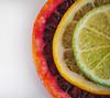 Citrus Stack (Karen Fayeth) Tags: fruit orange bloodorange meyerlemon lemon lime red green yellow yum macromondays juice juicy art pulp rind limon naranjo slices fun