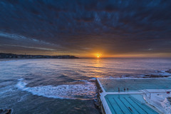 _RJS6888 (rjsnyc2) Tags: 2018 australia beach bondibeach day nikon nikond850 ocean richardsilver richardsilverphoto richardsilverphotography sydney sydneybridge sydneyoperahouse travel travelphotographer travelphotography travelphotographywinter city sun sunrise
