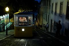 Elevador da Glória (Strocchi) Tags: funicolare lisbon lisbona lisboa portugal portogallo canon eos6d 24105mm elevadordaglória gloriafunicular