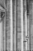 San Francesco all'Immacolata_bn (alberta dionisi) Tags: catania chiesa colonnato sanfrancescoallimmacolata albertadionisi piazzasanfrancesco
