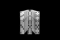 Código 264 (Osruha) Tags: dominó dòmino dominoes ficha fitxa piece composición composició composition números numbers reflejo reflexe reflection blancoynegro blancinegre blackandwhite bn bw bnw nikon nikonistas d750