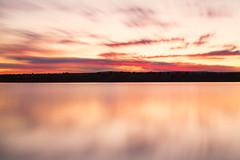 Strange Days (mclcbooks) Tags: sunrise dawn daybreak lake clouds sky le longexposure landscape chatfieldstatepark lakechatfield colorado