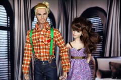 Applejack doll, Barbie Sweet tea doll (alenamorimo) Tags: barbie barbiedoll dolls integritydolls mylittlepony barbiethelook integritytoys barbiecollector