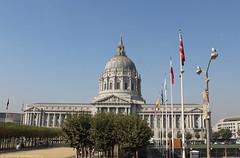 San Francisco City Hall (elianek) Tags: eua usa estadosunidos unitedstates america cityhall sanfrancisco california architecture arquitetura prefeitura