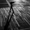 斜陽 (Blues Walk) Tags: olympusep5 bw monochrome japan osaka olympusm1442mmf3556iir shadow parasol
