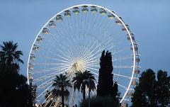 Cercle (J J D) Tags: loisir roue grande
