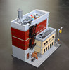 Tribeca Art Gallery Building Project - atana studio (Anthony SÉJOURNÉ) Tags: legoideas lego ideas tribeca art gallery building project afol moc creator atana studio anthony séjourné