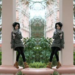 Midori à DisneyLand Paris (PeachyStraw) Tags: doll angelphilia animedoll poupée pinkdrops pinkdropsn°28 obitsu vmf50 quarantotto yamato dollcore