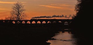 Steam over the Arches
