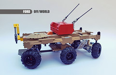 FebROVERy: Ford Off/Worlder (Shannon Ocean) Tags: febrovery rover toy concepttruck cencept