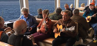 Music on the Ferry Boat