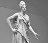 Athena (Francisco Anzola) Tags: abudhabi uae unitedarabemirates museum louvre louvreabudhabi greekart athena godess statue sculpture roman greek