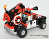 LEGO 70921 Harley Quinn Cannonball Attack (KatanaZ) Tags: lego70921 harleyquinncannonballattack thelegobatmanmovie batgirl harleyquinn gentlemanghost crazyquilt lego batman minifigures minifigs