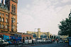 St Pancras and King's Cross (Matthew Huntbach) Tags: nw1 stpancras kingscross station london olympustrip300