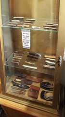 """GREAT SELECTION OF ASSORTED KNIVES AT $50 EACH CHOICE, NO DISCOUNTS. • <a style=""""font-size:0.8em;"""" href=""""http://www.flickr.com/photos/51721355@N02/27865657109/"""" target=""""_blank"""">View on Flickr</a>"""